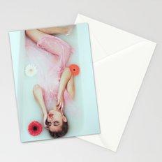 Floral bath Stationery Cards