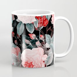 Botanic Floral Coffee Mug