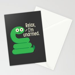 Fangs For Understanding Stationery Cards