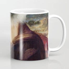Wild Dog Mona Coffee Mug