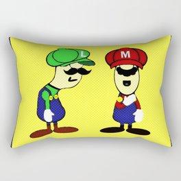 Bros Rectangular Pillow