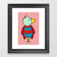 Looking for Jaclyn Framed Art Print