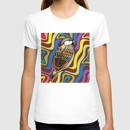 Sparrow Bird T-shirt