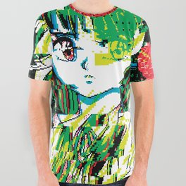 Cyberwitch20XX All Over Graphic Tee
