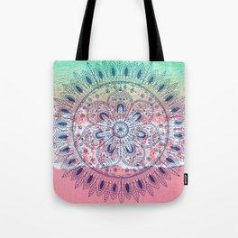 Summer beach bohemian mandala Tote Bag