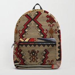 Native American Rugs Backpack