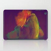 beast iPad Cases featuring Beast by myselfami