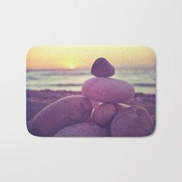 Rockin' the sunset Bath Mat