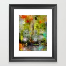 Notre-Dame de Paris  Framed Art Print