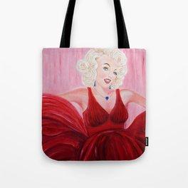Dazzling Marilyne | Éblouissante Marilyne Tote Bag