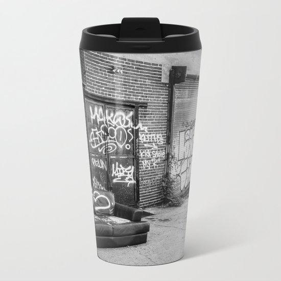 Relax, Take a Seat Metal Travel Mug