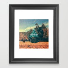 Amuse Framed Art Print