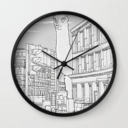 Llamondon Wall Clock