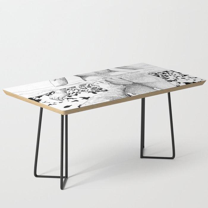 The Swim Coffee Table
