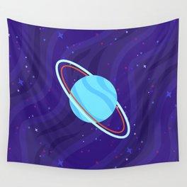 Uranus, In Desperate Need of a Rebrand Wall Tapestry