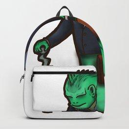 villains get old too Backpack