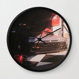 R30 NEGLECT Wall Clock