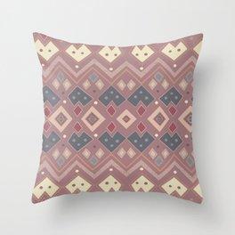 Pink Sensation Throw Pillow