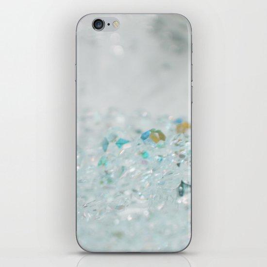 Blue Bling iPhone & iPod Skin