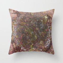 Babel Throw Pillow