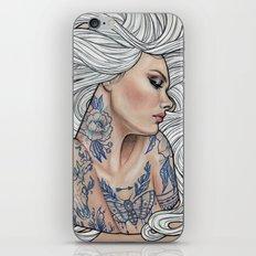 Inked iPhone Skin