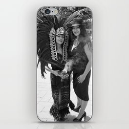Mexica & The Chola iPhone Skin