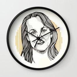 Piper Kerman Wall Clock