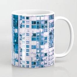 Urban Sprawl Vancouver Grid Coffee Mug