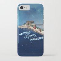 spirited away iPhone & iPod Cases featuring spirited away  by Elisa Hurtado