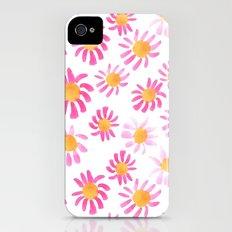 Daisy iPhone (4, 4s) Slim Case