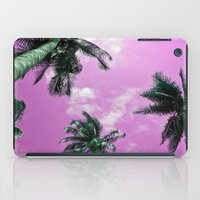 palm trees iPad Cases featuring Palm trees by Nicklas Gustafsson