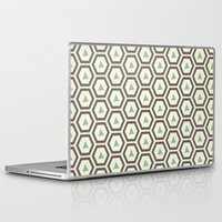 honeycomb Laptop & iPad Skins featuring Honeycomb by Tayler Willcox