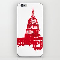 washington dc iPhone & iPod Skins featuring Washington DC  by ialbert