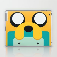 Adventure Time Totem #1 Laptop & iPad Skin