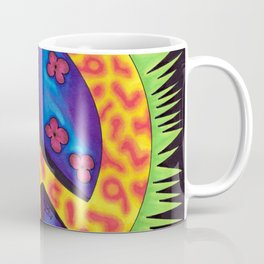 Peace Sign - Mazuir Ross Coffee Mug