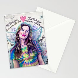 Liv Crazy Stationery Cards