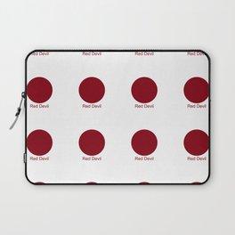 Red Devil Laptop Sleeve