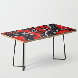 red monarch Coffee Table