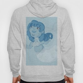 Blue Mermaid Hoody