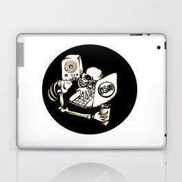 'Til death Laptop & iPad Skin