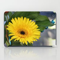 sunshine iPad Cases featuring Sunshine  by IowaShots