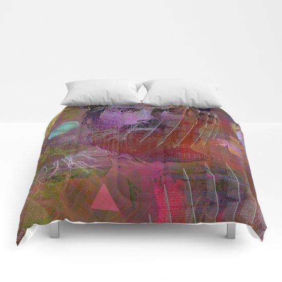 Ulysses's odyssey Comforters