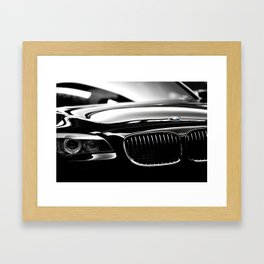 2. BM Framed Art Print