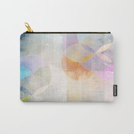 Gamma - Contemporary Geometric Circles Carry-All Pouch