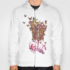 The Butterfly Project Hoody