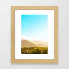 Estes Park Framed Art Prints For Any Decor Style Society6