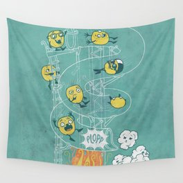 Waterslide Wall Tapestry