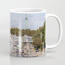 Canal Saint Martin - Paris Coffee Mug