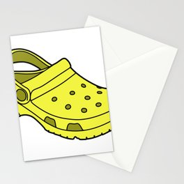 Crocs Stationery Cards