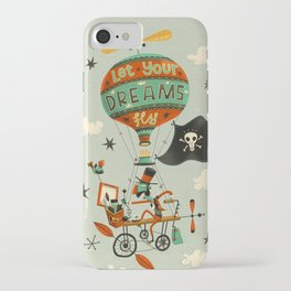 Make Your Dreams Fly iPhone Case